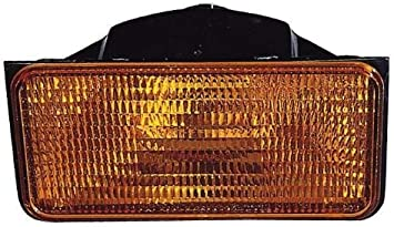 Depo 333-1518R-US Dodge Van Passenger Side Replacement Parking//Signal Light Unit