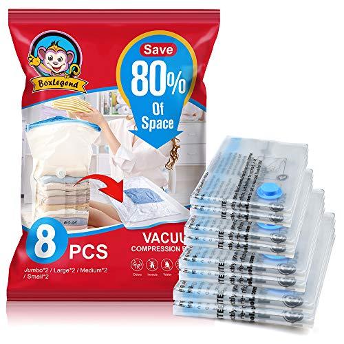 BoxLegend Premium Vacuum Storage