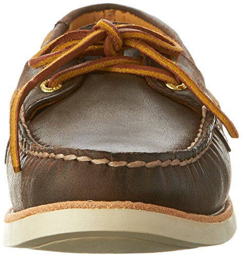 Cup Sperry Shoe sider Original Gold Authentic Top eye Boat 2 xwwZ4