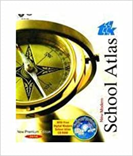 Buy New Modern School Atlas Ttk. Book Online at Low Prices in India ... 67ce6879bd