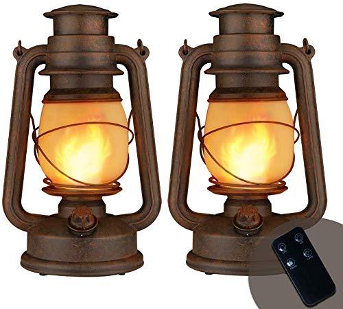 LED Vintage Lantern Realistic