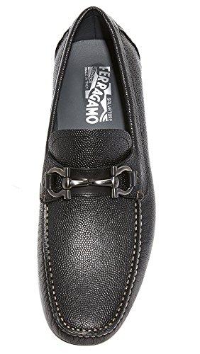 Bit Shoes Driver Men's Black Parigi Ferragamo Salvatore w0qzCxO0