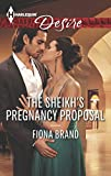 img - for The Sheikh's Pregnancy Proposal (Harlequin Desire) book / textbook / text book