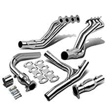 Ford F-150 High-Performance 5-PC Stainless Steel Exhaust Header Kit & Y-Pipe Kit