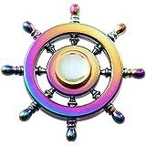 Sg Venoo Metal Fidget Spinner (Silver)