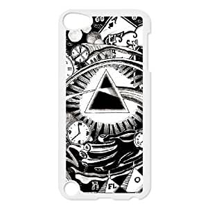 iPod Touch 5 Phone Case White Pink Floyd MHF9906958