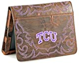 Gameday Boots NCAA TCU Horned Frogs TCU-IP062Texas Christian University iPad 2 Cover, Brass, One Size