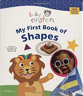 Baby Einstein My First Book Of Colors Julie Aigner Clark Nadeem