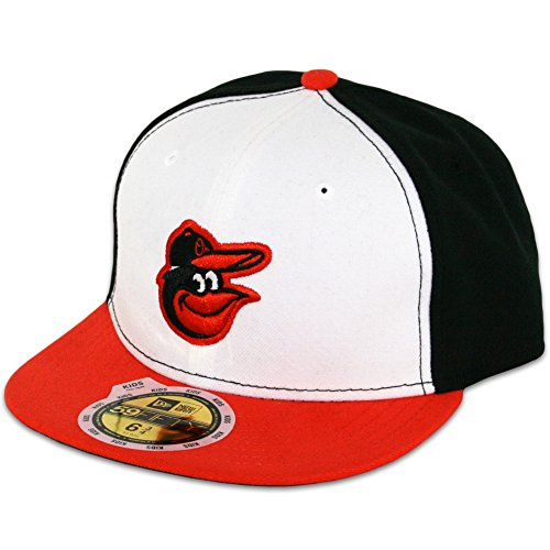 White 59fifty Youth Cap - 2