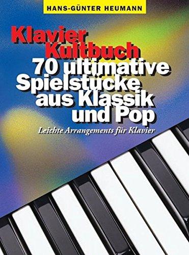 Klavier Kultbuch: Sammelband, Klavierpartitur für Klavier