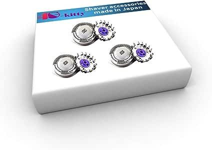 Oral-Q Cabezales de Respuesto para Afeitadoras Eléctricas, 3 ...