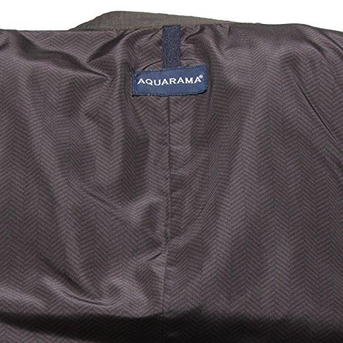 Uomo Men Jackets Grigio Giacche Giacca 3526m Marrone Grigia Coats Aquarama Lana marrone AZqafp
