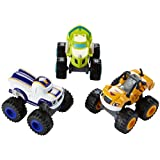 Fisher-Price Nickelodeon Blaze & The Monster Machines, Monster Machine Pals, Pack #2