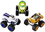 Fisher-Price Nickelodeon Blaze & the Monster Machines, 3 Pack Die-Cast Pack #2