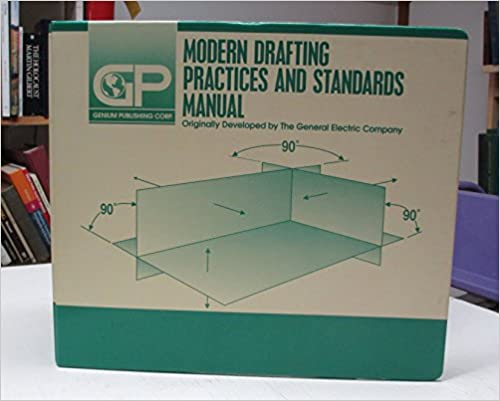 Amazon com: Modern Drafting Practices and Standards Manual