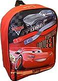 """Disney Pixar Cars McQueen 15"""" School Bag Backpack"""