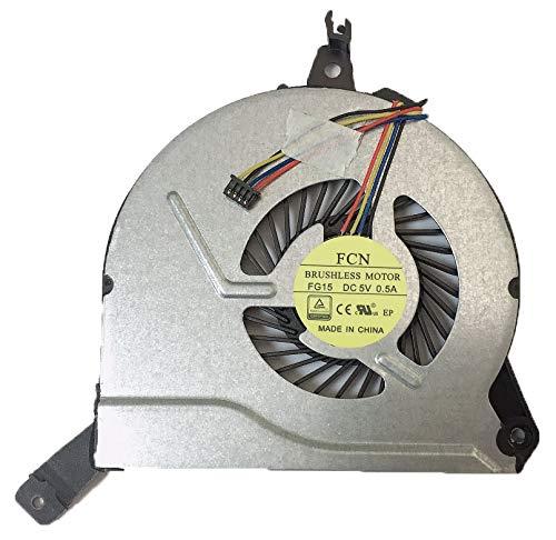 HP 15-P390NR Laptop CPU Cooling FAN HP Pavilion 15-P