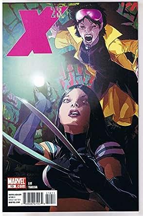Amazon.com: X-23#10, NM, Claws,2010, Gambit, Jubilee ... X 23 Gambit