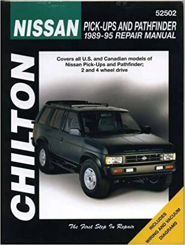 Nissan pick ups and pathfinder 1989 95 chilton total car care nissan pick ups and pathfinder 1989 95 chilton total car care series manuals 1st edition fandeluxe Gallery