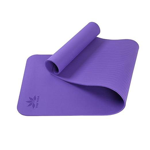 YXLZZO Estera de la Aptitud de la Estera de la Yoga de TPE ...