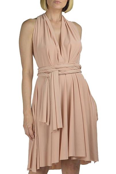 7873c4fd6b VON VONNI VonVonni Women s Transformer Wrap Infinity Bridesmaids Dress