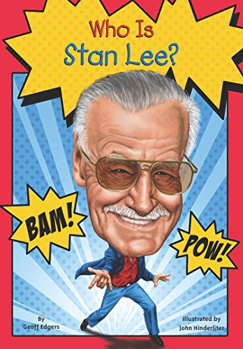 Who Is Stan Lee? - Book  of the Who Was/Is...?