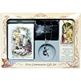 Catholic & Religious Gifts, First Communion Gift Set BOY Spanish