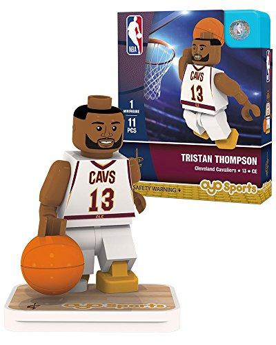 NBA Cleveland Cavaliers Tristan Thompson Association Home Uniform Minifigure, Small, No color