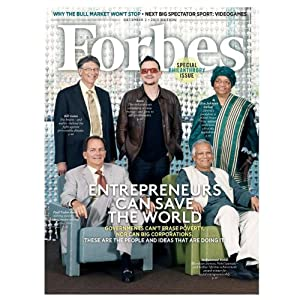 Forbes, November 18, 2013 Periodical
