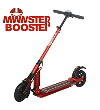 E-twow Booster Monster 2018 - 10,5Ah Patinete, Rojo: Amazon ...