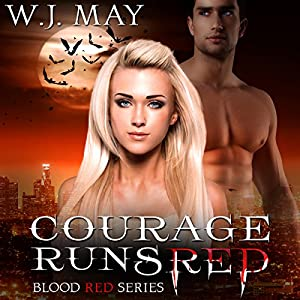 Courage Runs Red Audiobook