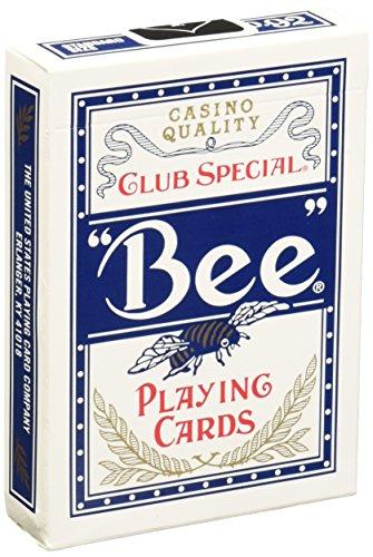 [해외]비 카드 블루 / Bee Trump Blue