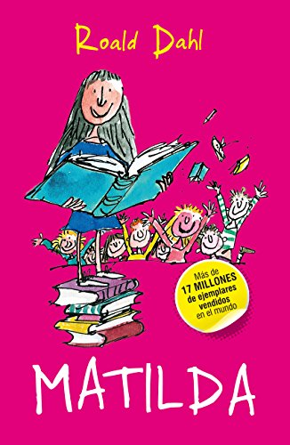 Matilda (Spanish Edition) by [Dahl, Roald]