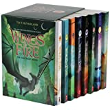 Wings of Fire Boxed Set, Books 1-8 The First Eight
