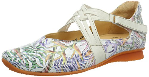 Bianco Think Kombi Chilli Multicolore Ballerines 97 Femme 6vxgqBvP