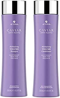 product image for Alterna Caviar Anti-Aging Multiplying Volume Shampoo and Conditioner Set, 8.5-Ounce (2-Pack)