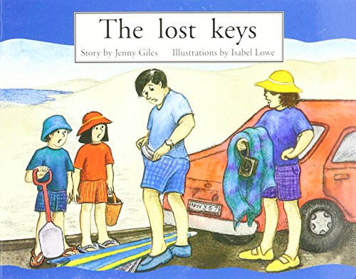 Rigby PM Plus: Individual Student Edition Green (Levels 12-14) The Lost - Pm Key