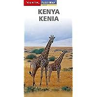 Cartes de route Kenya 1 : 800 000