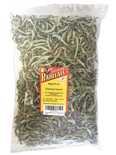 (Provence Epice - Loose verbena (verveine) from France, large bag (3.5oz))