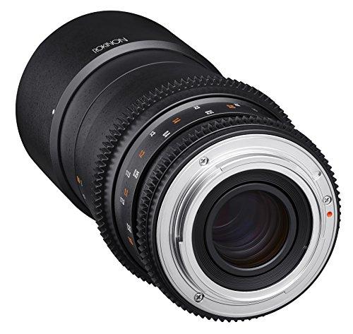 Rokinon DS 100mm T3.1 Frame Macro Lens for Digital Came