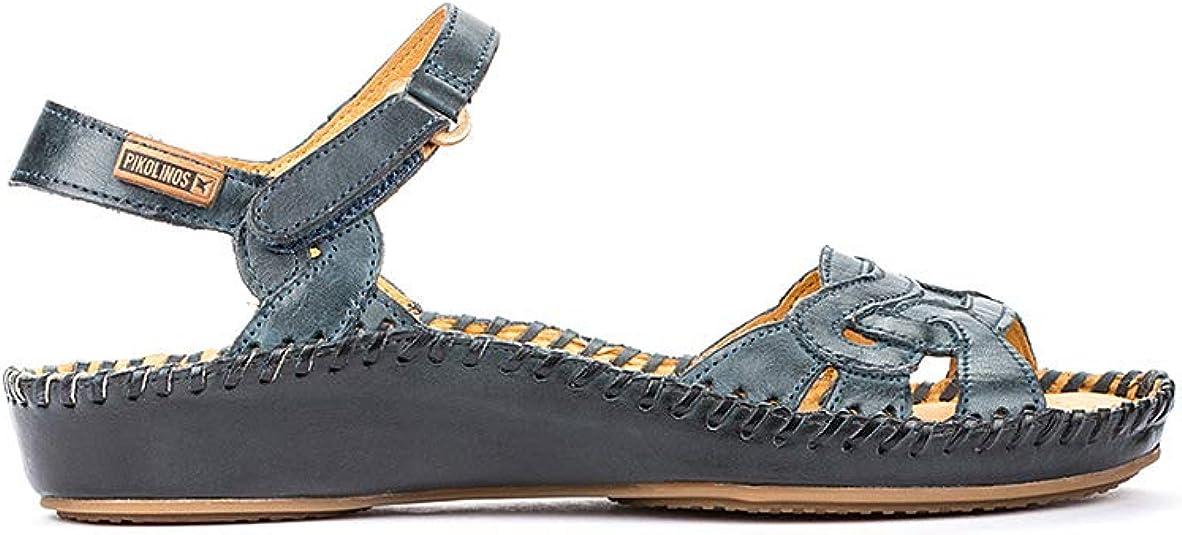 Sandalettes 0698 Pikolinos BleuOcean655 Ocean Femmes MUzpVLqSG