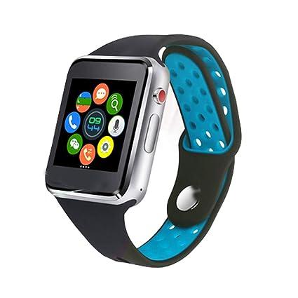 VERYMIN Reloj Inteligente Bluetooth Smart Watch M3 con ...