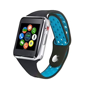VERYMIN Reloj Inteligente Bluetooth Smart Watch M3 con cámara ...
