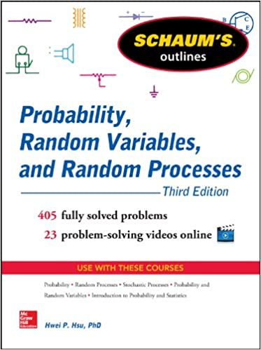Schaums outline of probability random variables and random schaums outline of probability random variables and random processes 3e schaums outlines 3rd edition kindle edition fandeluxe Image collections