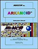 Arkanoid Arcade Game Service & Repair Manual