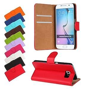 Bralexx A12632 libro carcasa Style para Samsung Galaxy S6 920f rojo