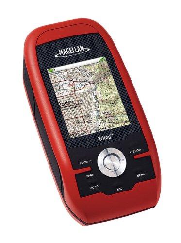 amazon com magellan triton 400 waterproof hiking gps electronics rh amazon com gps magellan triton 2000 manual gps magellan triton 2000 manual