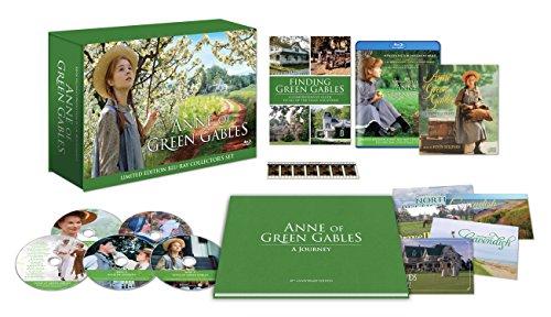 Sullivan Entertainment Anne of Green Gables Blu-ray Set (Anne Of Green Gables Blu Ray 30th)