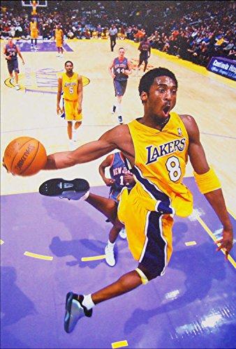 La Lakers Kobe Bryant Poster 24 X 36