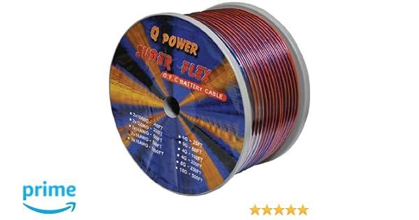 Qpower 16G500 SPEAKER WIRE 16GA 500 QPOWER